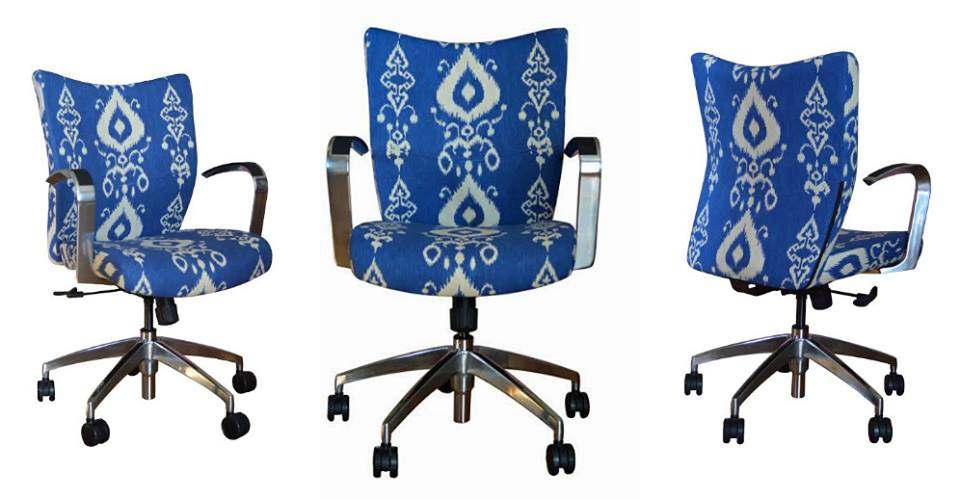 Ikat Office Chairs